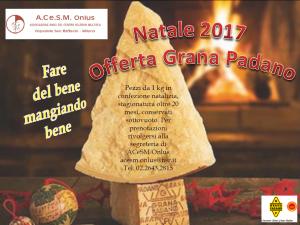Grana Padano 2017