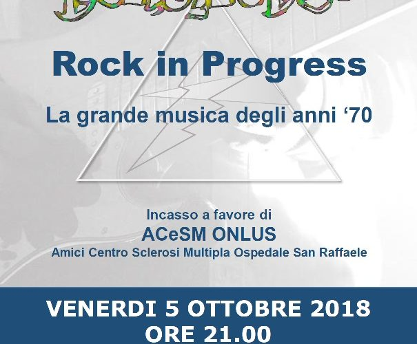 5/10/2018 SAVE THE DATE Peristrophe Live: Rock in Progress