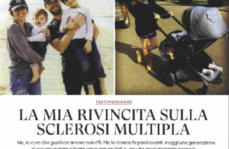 """""""La mia Rivincita sulla Sclerosi Multipla"""""""