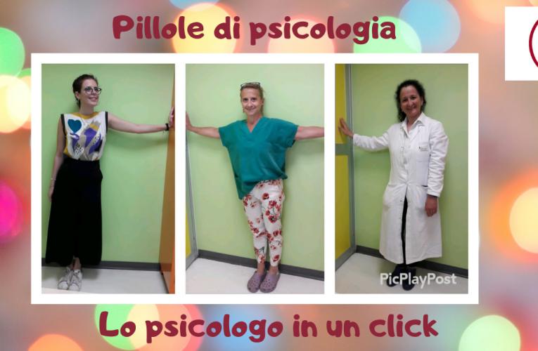 Lo psicologo in un click